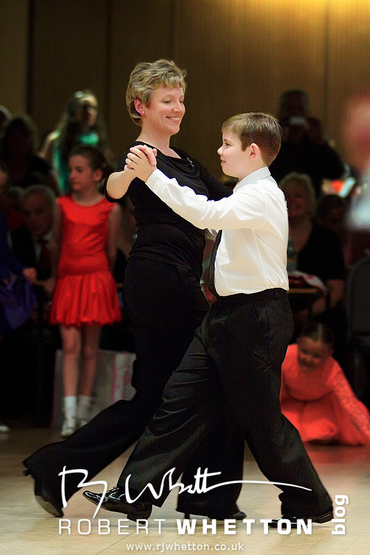 Ballroom and Latin Dance Photograph